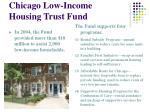 chicago low income housing trust fund