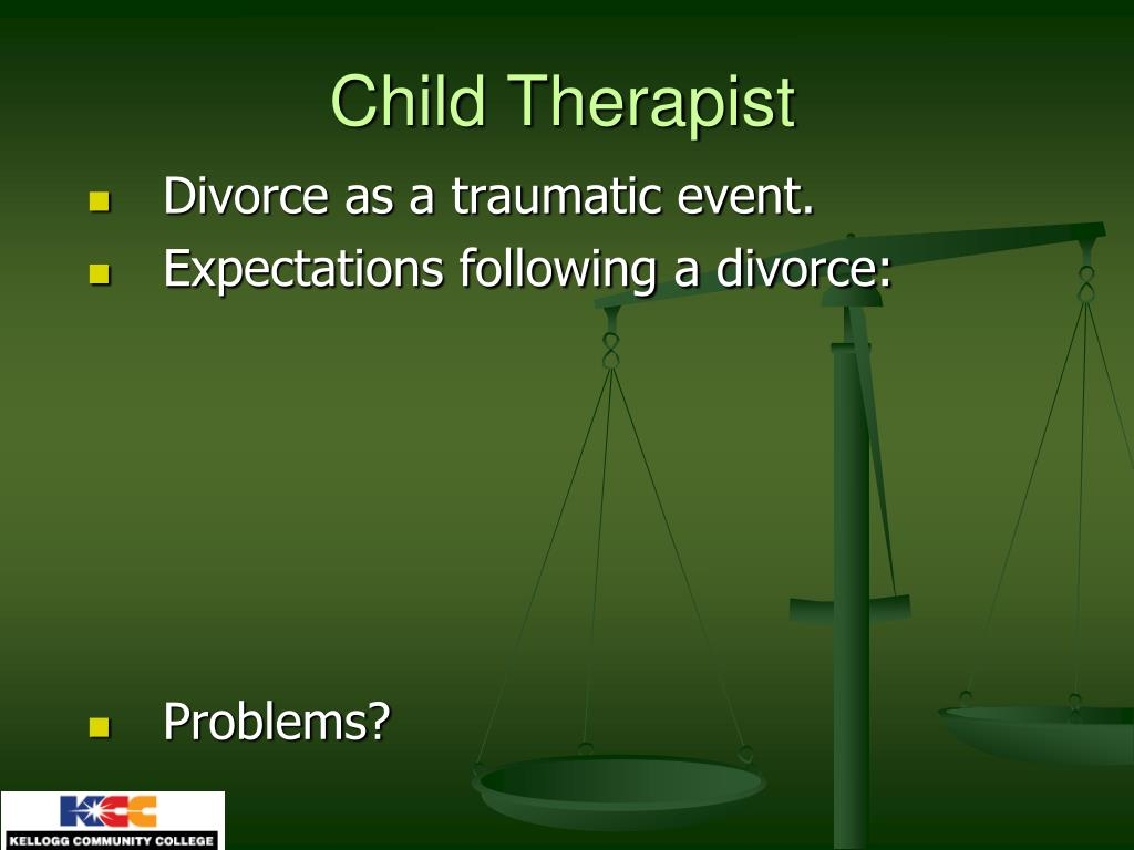 Child Therapist