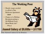 the working poor48