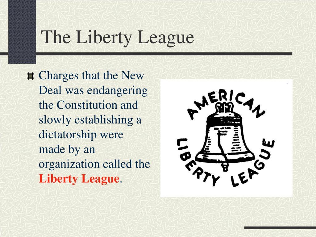 The Liberty League