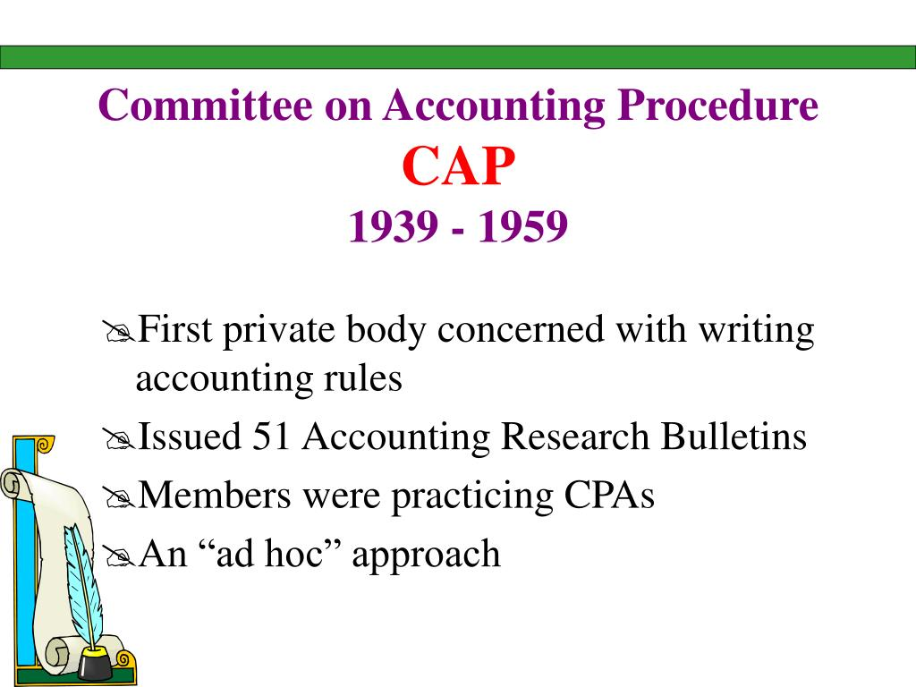 Committee on Accounting Procedure