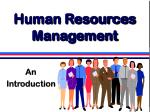 human resources management3