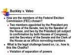 buckley v valeo