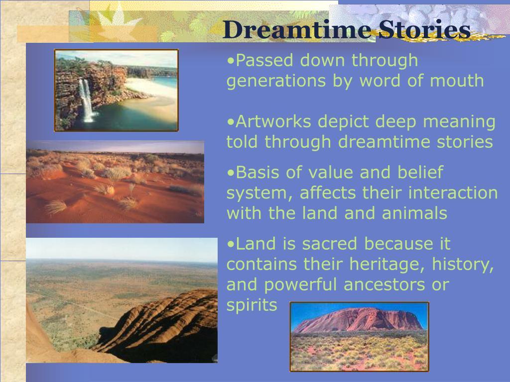 Dreamtime Stories