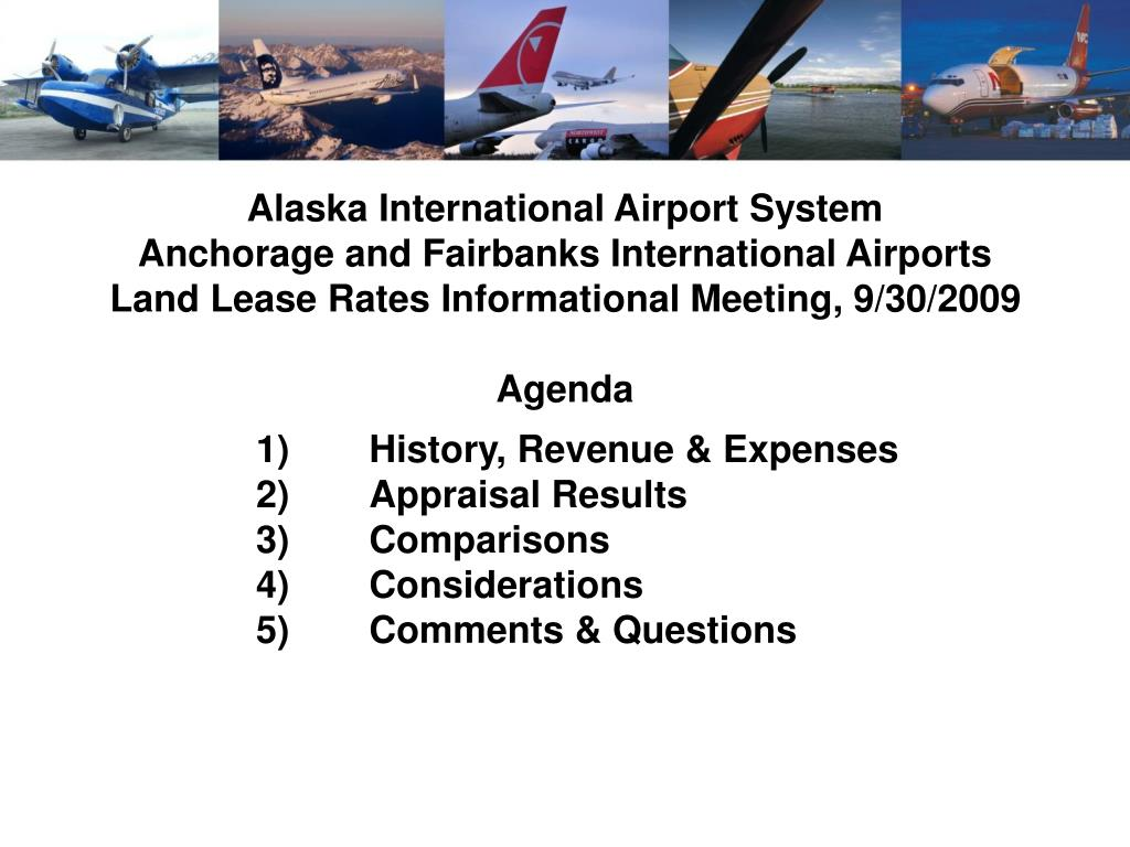Alaska International Airport System