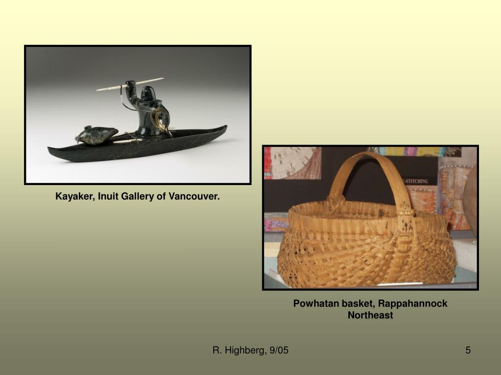 Kayaker, Inuit Gallery of Vancouver.