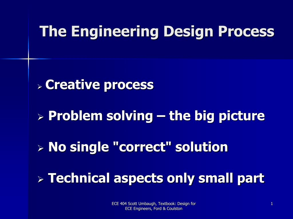 the engineering design process l.