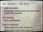 d2 quitter d2 wall