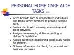 personal home care aide tasks 2 2