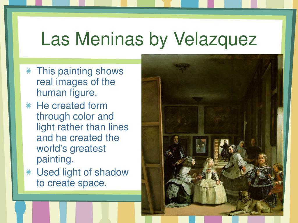 Las Meninas by Velazquez