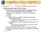 chapter 3 project management18