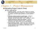 chapter 3 project management21