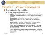 chapter 3 project management24