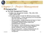 chapter 3 project management29