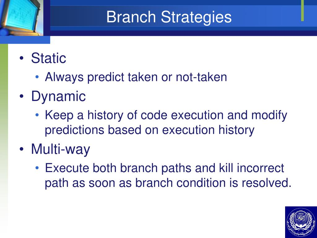 Branch Strategies