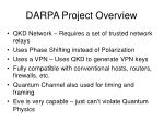 darpa project overview14