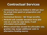 contractual services20