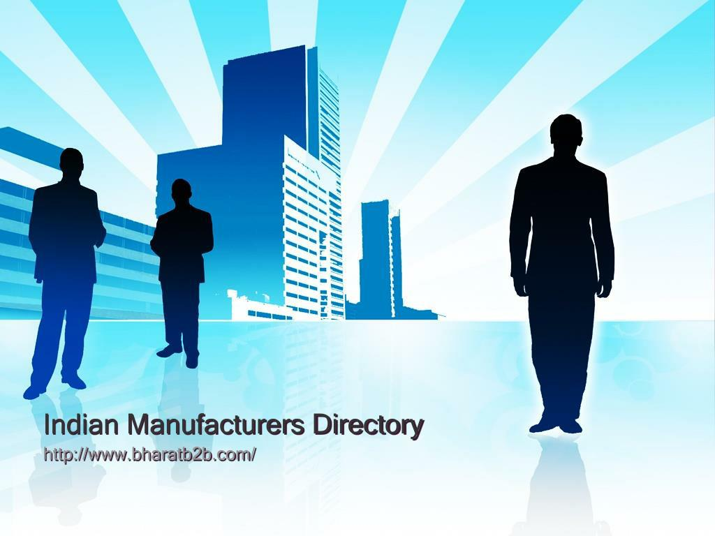indian manufacturers directory l.
