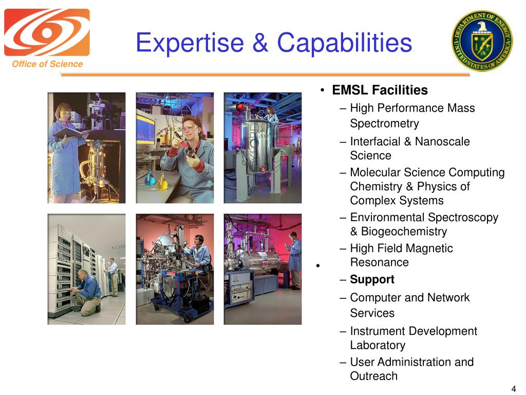 Expertise & Capabilities