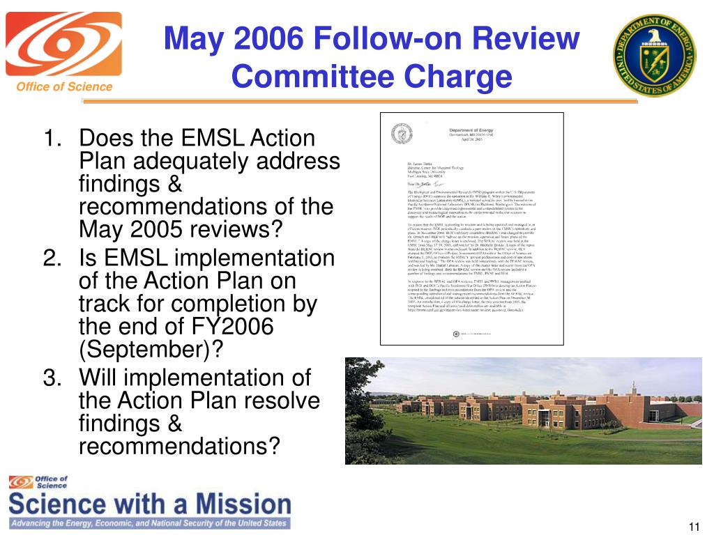 May 2006 Follow-on Review