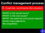 conflict management process64