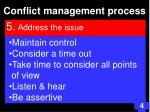 conflict management process84