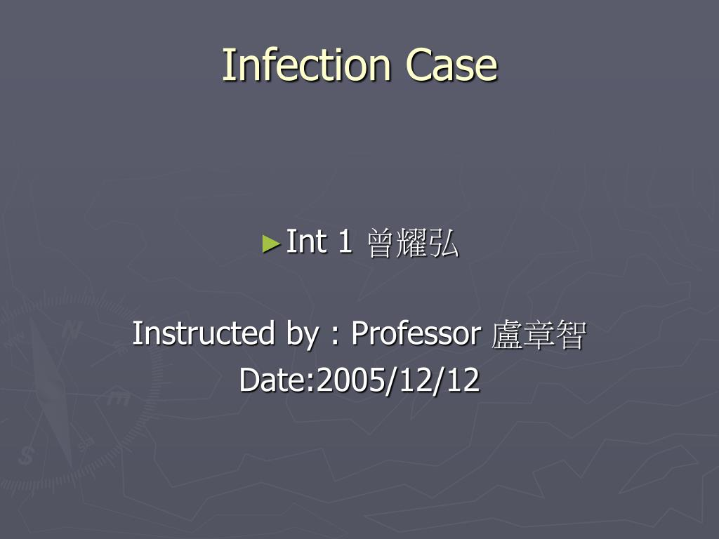 Infection Case