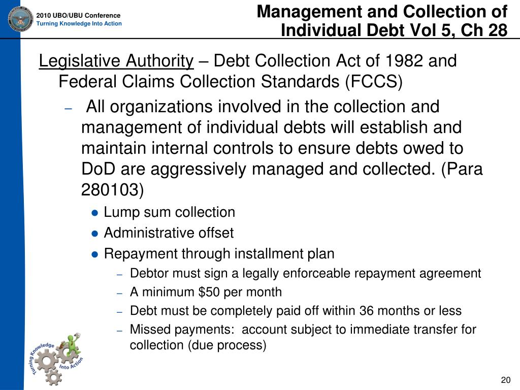 Management and Collection of