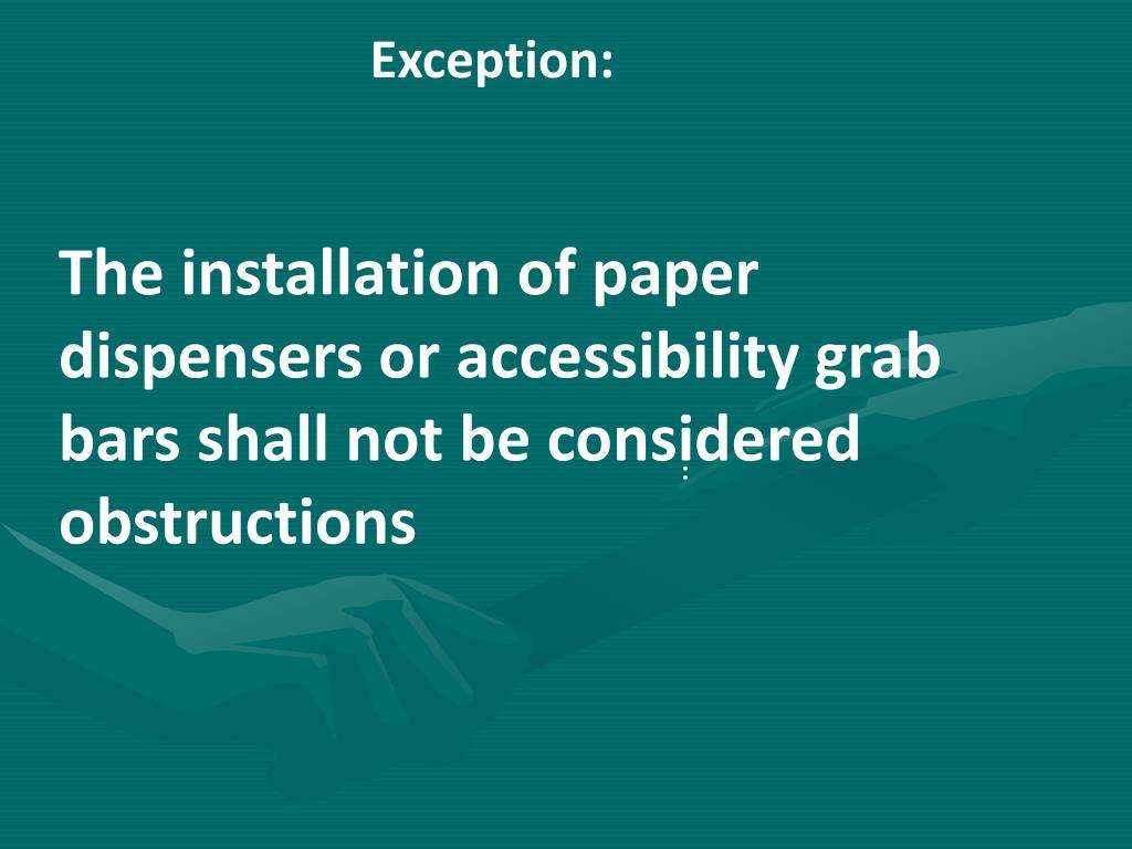 Exception: