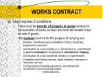 works contract11