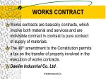 works contract5