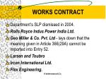 works contract6