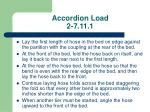 accordion load 2 7 11 1