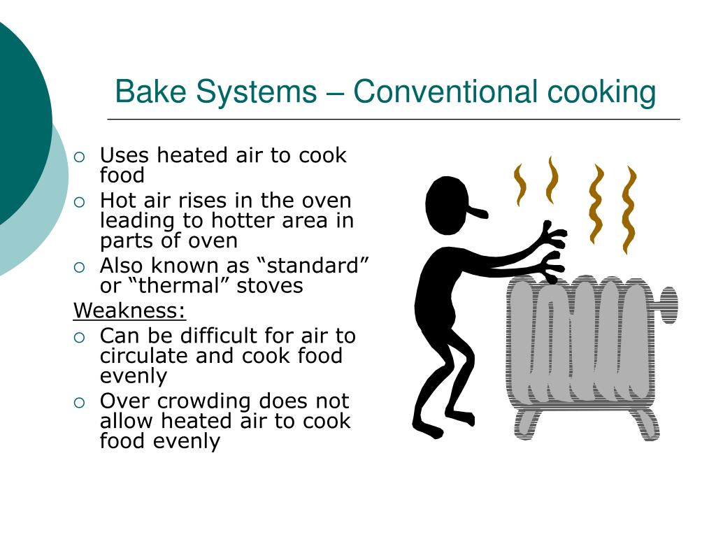 Bake Systems – Conventional cooking