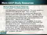 more aicp study resources11