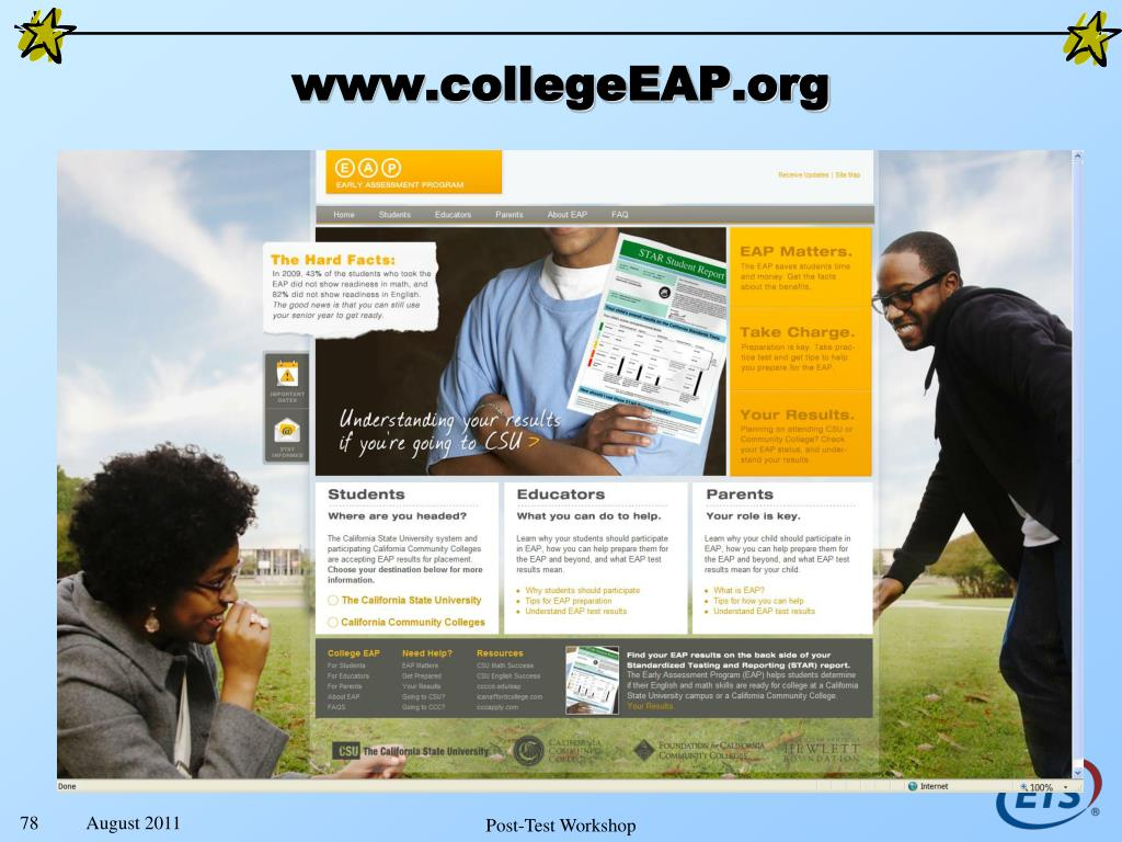 www.collegeEAP.org