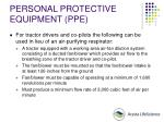 personal protective equipment ppe27