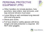 personal protective equipment ppe28