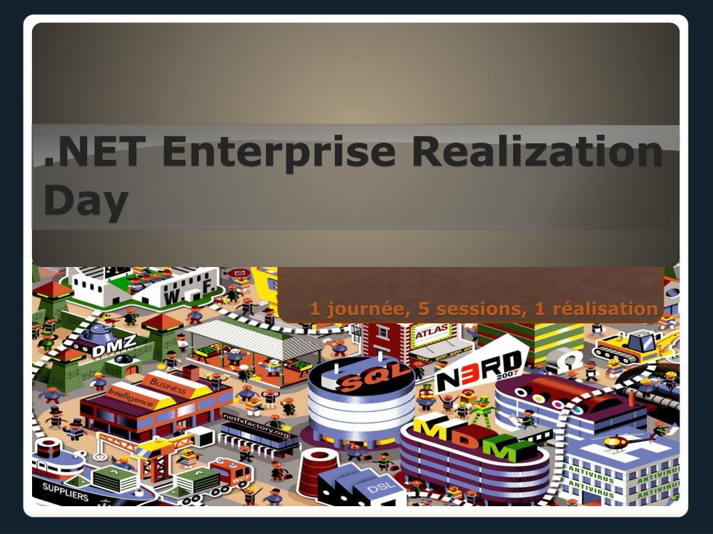 net enterprise realization day l.