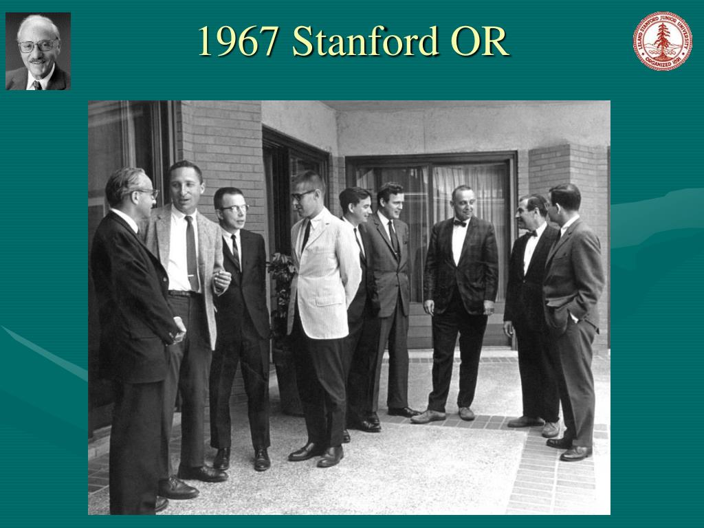 1967 Stanford OR