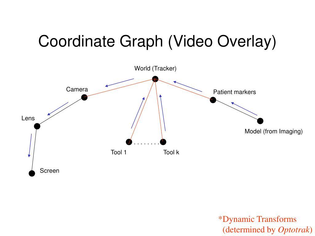 Coordinate Graph (Video Overlay)