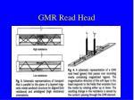 gmr read head