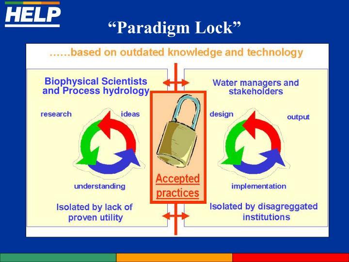 Paradigm lock