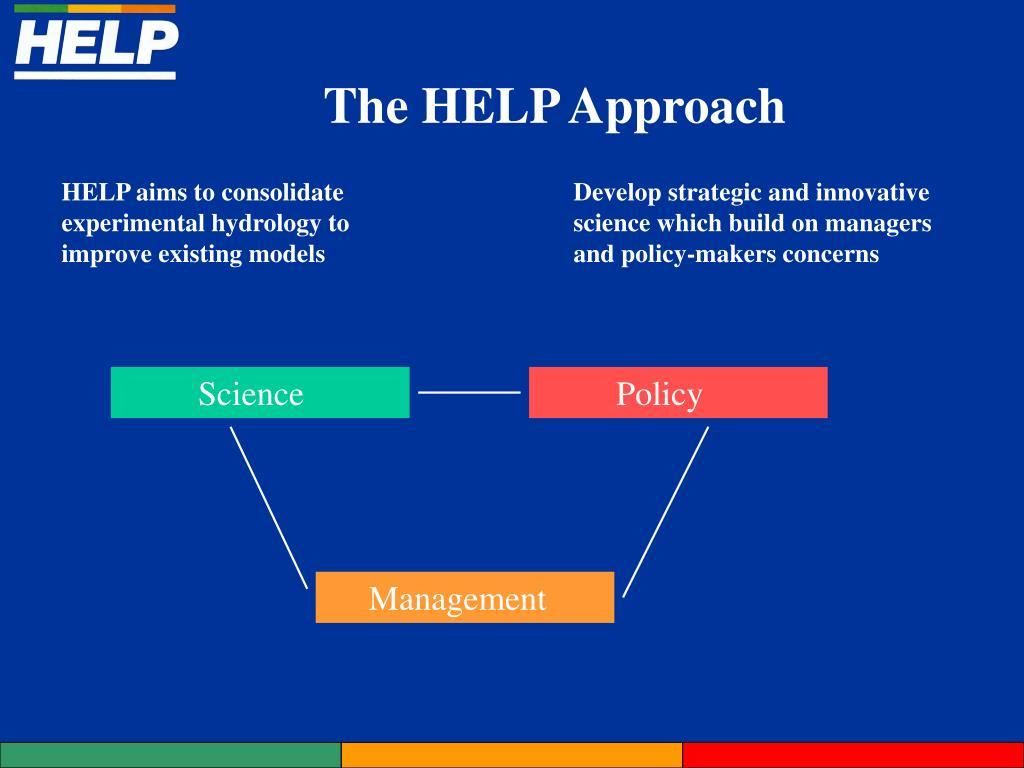 The HELP Approach