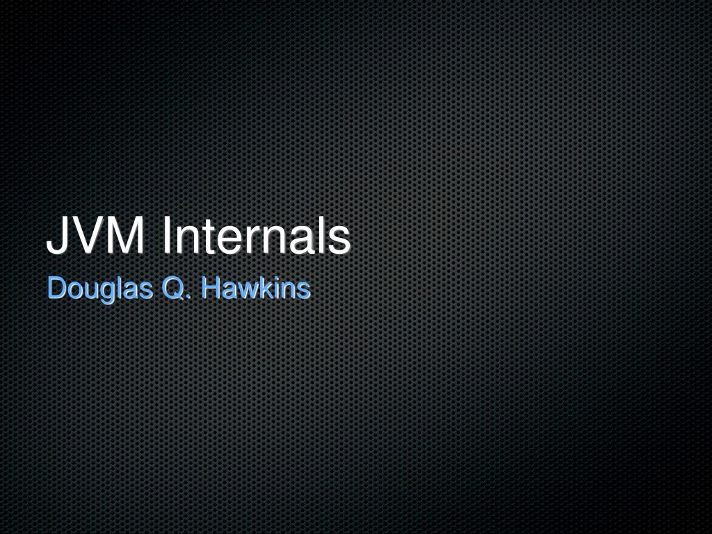 jvm internals l.