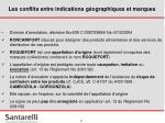 les conflits entre indications g ographiques et marques19