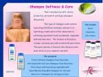 shampoo softness care36