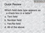 quick review14