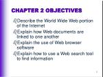 chapter 2 objectives3
