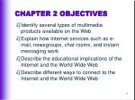 chapter 2 objectives4